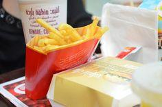 McChicken Meal anyone? #McChicken #McDonaldsArabia #McDonalds