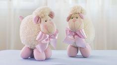Inspire-se neste passo a passo e veja como é simples fazer bichos de pano como esta ovelha fofa e criar sua própria coleção