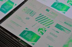 in tind we trust / random business card print / Ver 2.0 on Behance