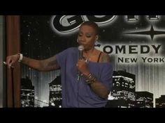 Gina Yashere @GOTHAM COMEDY club NY  LIVE.