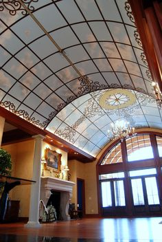 1000 images about sky ceiling mural by tom taylor of wow for Ceiling mural in smokers lounge