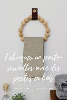 Cute Furniture, Diy Organisation, Bois Diy, Deco Originale, Creation Deco, Beaded Chandelier, Diy Décoration, Diy Interior, Wooden Diy