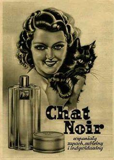 Chat Noir Perfume