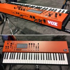 This VOX Amplification Keyboard might be the Nord-buster you want! -    2018 WINTER NAMM REPORT: Notable Gear for Worship Leaders https://rkblog.com/blog/2018/02/winter-namm-report-notable-gear-for-worship-leaders/?utm_content=buffer172a5&utm_medium=social&utm_source=pinterest.com&utm_campaign=buffer
