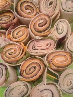 Tortilla Pinwheels: Easy Summer Lunch Recipe