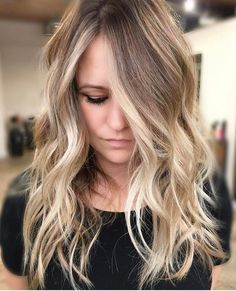"""6,958 Likes, 54 Comments - behindthechair.com (@behindthechair_com) on Instagram: """"* HOW-TO, Formulas & Pricing available by searching """"Balayage + Babylights"""" on Behindthechair.com…"""""""