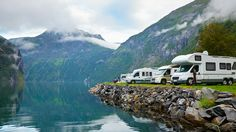 Rent a RV and Visit One of These California Campgrounds