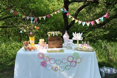 "Easter Decor , but this site sells ""printables"" for your parties, so you can have themed parties, i.e. cupcake wraps, banners etc, that you can print up for a price. Pretty cool!"