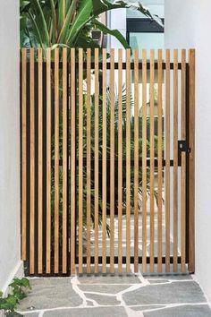 Interior Ikea, Interior Garden, Diy Fence, Backyard Fences, Fence Ideas, Patio Ideas, Garden Ideas, Fence Design, Garden Design