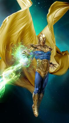 Dr Fate by uncannyknack on DeviantArt
