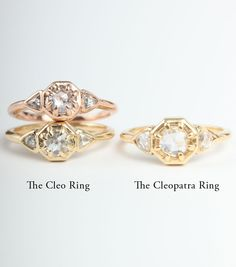 Catbird :: shop by category :: JEWELRY :: Wedding & Engagement :: Engagement Rings :: Cleo's Ring