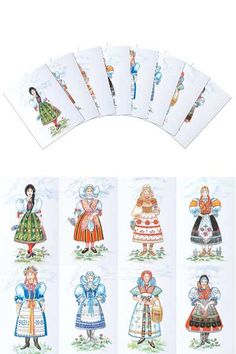 Shop handmade egg ornaments, children's activity books, cookbooks, greeting cards, Czech and Slovak gifts and Kids Activity Books, Book Activities, Vintage Embroidery, Girl Costumes, Handmade Shop, Girl Scouts, Greeting Cards, Postcards, Gifts