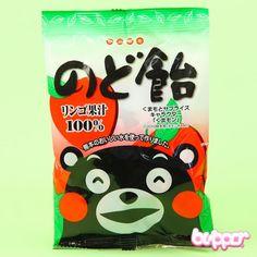 Kumamon Apple Candy