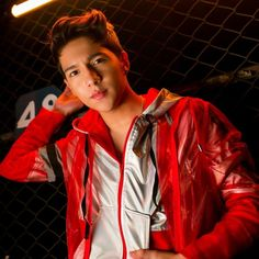 Gregorio Hernandez, Red Leather, Leather Jacket, Jackets, Fashion, Studded Leather Jacket, Down Jackets, Moda, Leather Jackets