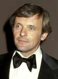 """Young Anthony Hopkins Hopkins: """"Ask nothing, expect nothing. We're all just a bunch of sinners crashing around in the darkness. Anthony Hopkins Movies, Sir Anthony Hopkins, Kevin Costner, Richard Gere, Hannibal Lecter, Harrison Ford, Marlon Brando, Steve Mcqueen, Brad Pitt"""