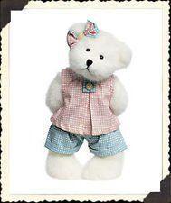 Boyds Bears April Mae #917445 Plush Bear 10 by Boyds Bears, http://www.amazon.com/dp/B00BMXQ9P4/ref=cm_sw_r_pi_dp_J0CGrb1YYWKMM