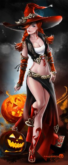 Witch Paint Shop Pro compatible PSD character separate from background 800x2000x300ppi http://picsfordesign.com/en/catalogue/id_121802_witch.pix