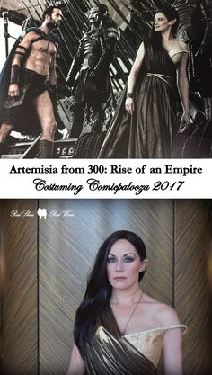 Costuming at Comicpalooza 2017: Artemisia from 300 Rose of an Empire, Barge Scene (Houston, DragonCon, Atlanta, comic, con, pop culture, Costuming, costume, cosplay, cosplayer, cosplaying, costumer, sew, sewing, hobby, hot glue, pattern, 300 film, Eva green, gold dress, Persian, Spartans, xerxes, Themistocles)