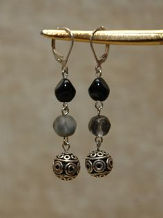 Love the odd shaped beads....