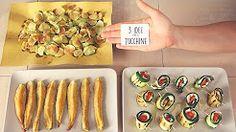 fatto in casa di benedetta ricette con le zucchine - YouTube