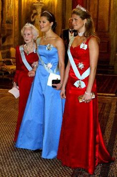 August 30, 2012 ... Princess Lilian of Sweden, Crown Princess Victoria of Sweden and Princess Madeleine of Sweden