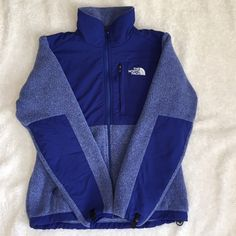 North Face Fleece North Face Fleece zip up in perfect condition. Only worn a few times. Beautiful color! Size small. The North Face Jackets & Coats