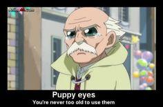 Anime/manga: Fairy Tail Character: Makarov