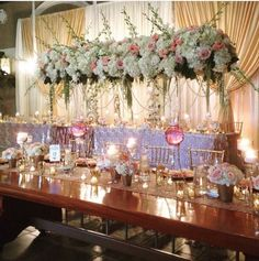 Blooming Bouquet - San Jose, CA, United States. The Kings table for family