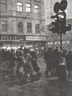 E. Einhorn | November Prague 1950′s