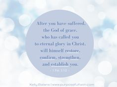 Finding Renewal in Christ - Purposeful Faith