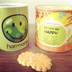 Time for Happy tea ☕ #happybreak #happymonday #happy #behappy #enjoy #fun #lovemyjob #smiley #teatime @natureetdecouvertes #natureetdecouverte