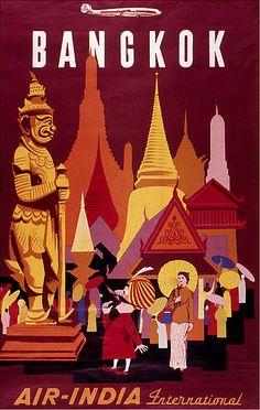 Bangkok - Air India