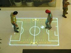 ENDIGY - SOLUTIONS Interactive surface solutions Interactive floors
