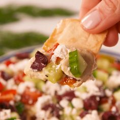 The perfect party dip. #food #easyrecipe #gf #glutenfree #healthyeating