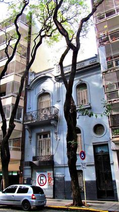 House in the #Caballito neighborhood. #BuenosAires. #Argentina