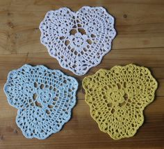 Aliexpress.com : Buy Valentine's Day gift Crocheted Doilies ... www.aliexpress.com 720 × 658.  ... Valentine's Day gift Crocheted Doilies Placemats Purple Cup Mat table cloth Heart-shaped Wedding decorations