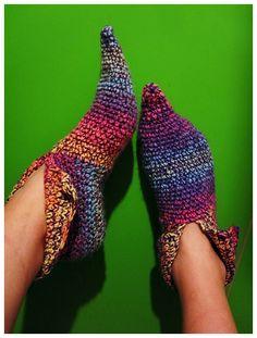 Elf slippers!