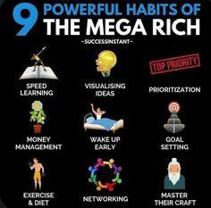 Business Motivation, Study Motivation, Business Quotes, Business Money, Business Tips, Millionaire Lifestyle, Online Digital Marketing, Self Improvement Tips, Business Inspiration