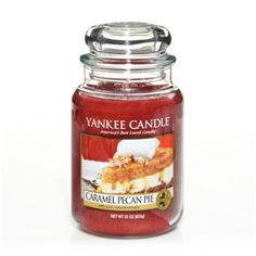 Caramel Pecan Pie is a mouthwatering fragrance of buttery, gooey goodness.