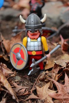 Playmobil vikingo | pachucochilango.com