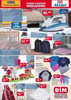 Bim aktüel ürünler bu hafta. Her zaman olduğu gibi bu haftaki katalogda da kaliteli ürünleri uygun fiyata bulabilirsiniz