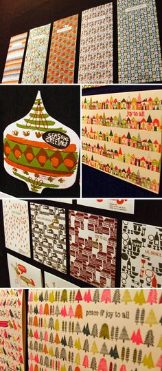 Egg Press Holiday Cards - These styles are coming to MPG for the holidays!