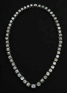 Collier di diamanti della Regina del Portogallo