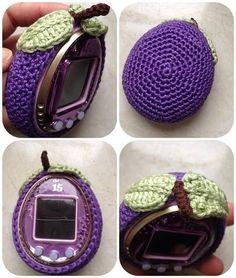 P L U M #crochet #crochetlove #たまごっち #tmgc #tamagotchi #crochetaddict #crocheted #bandai