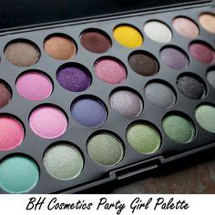 Bh Cosmetics Party Girl Palette, canlı tonları ve kalıcı etkisi ile Jimoda.com 'da sizi bekliyor.  #Jimoda #Jimodacom #Bhcosmetics #Kozmetik #Bakım #Güzellik #Kadın #Alışveriş #Eotd #Ootd #Blogger