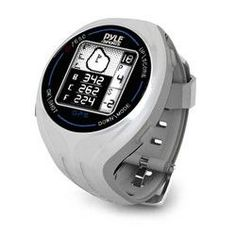 Personal GPS Golf Watch with Automatic Course Recognition (Preloaded USA Golf Courses) (Gray Color)