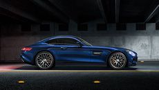 The 2017 Mercedes-AMG GT