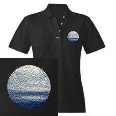 Dawn at sea Golf Shirt