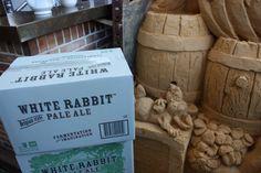 Little creatures brewery. White Rabbit Ale. Perth. Western Australia