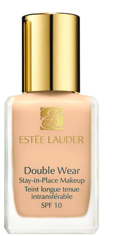 The Foundation of Beauty. Take your skin to the next level.@Estee Lauder – DOUBLE WEAR STAY-IN-PLACE MAKEUP SPF10. Award-winning foundation, 15 hours staying power. Worry free, long-wearing makeup stays fresh and looks natural. Won't change colour, smudge or rub off. 30ml RRP $80.